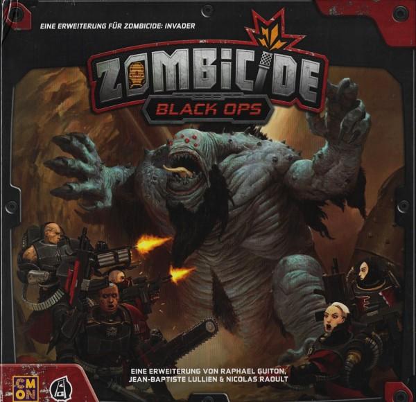 Zombicide - Invader: Black Ops (deutsche Version)