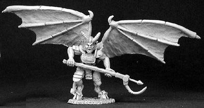 Kazael, Male Demon