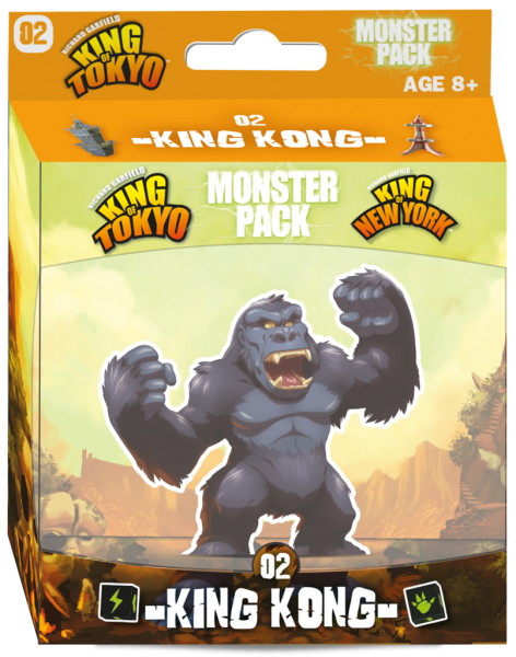 King of Tokyo/New York - Monster Pack King Kong (EN)
