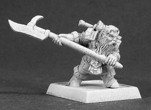Dwarf Mancatcher