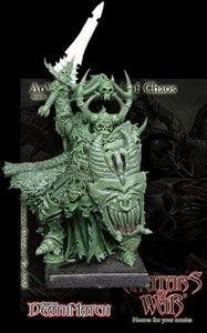 Lord of Chaos - Sword, Shield & Helmet