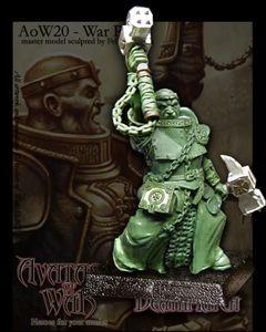 War Priest - 2 Hammers / Hammer & Shield