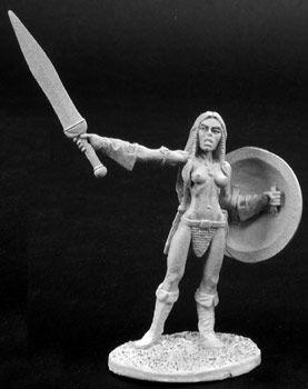Tana, Barbarian