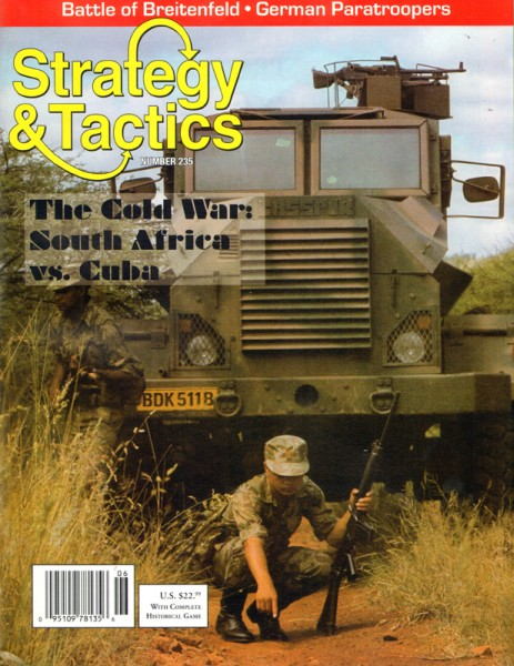 Strategy & Tactics# 235 - Cold War Battles