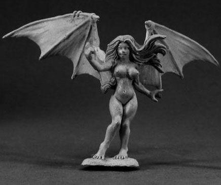 Alura, Succubus Temptress