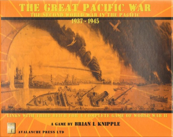 Avalanche Press: Great Pacific War