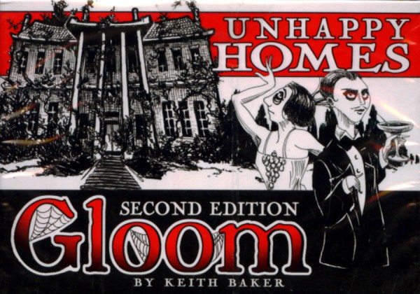 Gloom - Unhappy Homes Expansion