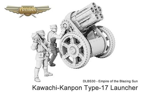 Dystopian Legion: BS Kawachi-Kanpon (1)