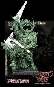 Lord of Chaos - Sword, Axe & Helmet