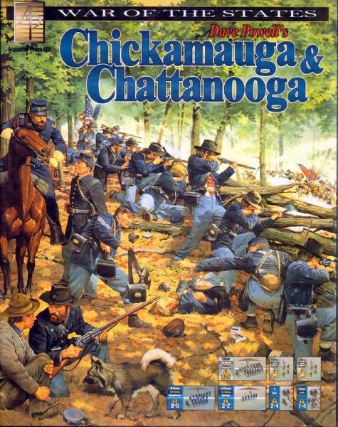 Avalanche Press: WotS Chickamauga
