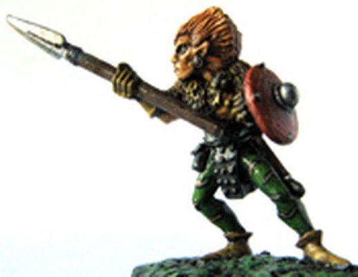 Wood Elf Spear 3