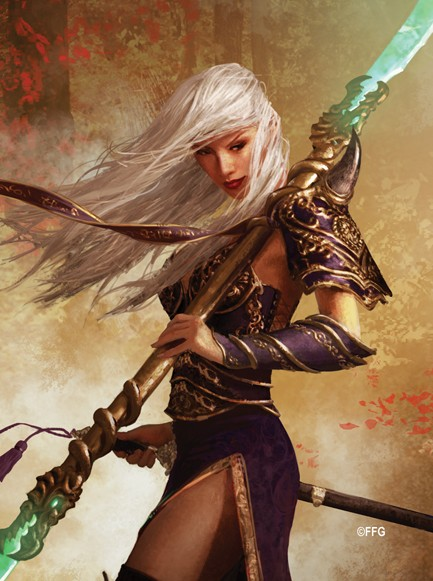 Art Sleeves: Zi Mei (50)