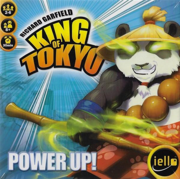 King of Tokyo - Power Up! (EN)