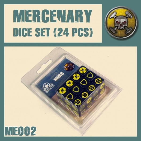 Mercenary: Dice Set