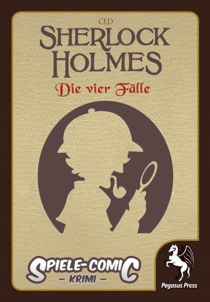 Spiele-Comic Krimi: Sherlock Holmes #1 Die vier Fälle