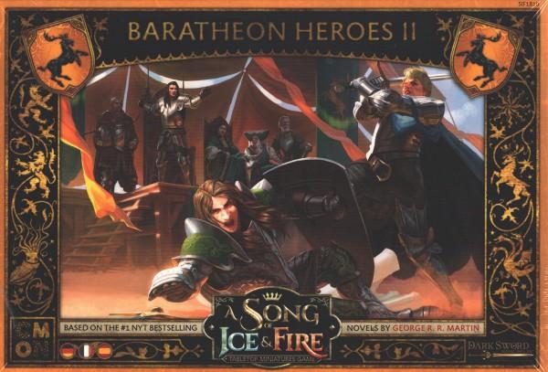 A Song of Ice & Fire: Baratheon Heroes II / Helden von Haus Baratheon II