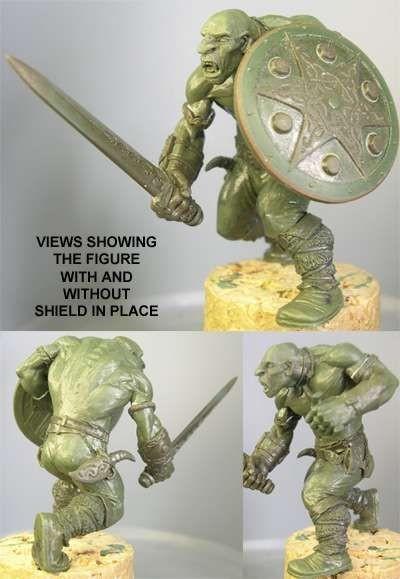 Mjolnir Hexelfrei, mercenary ogre II
