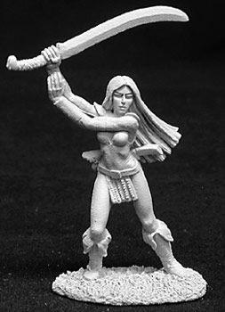 Felicia of the Blade