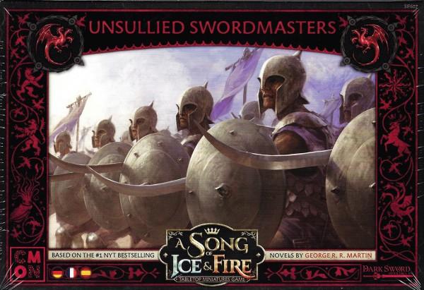 A Song of Ice & Fire: Unsullied Swordmasters / Schwertmeister der Unbefleckten (internationale Versi