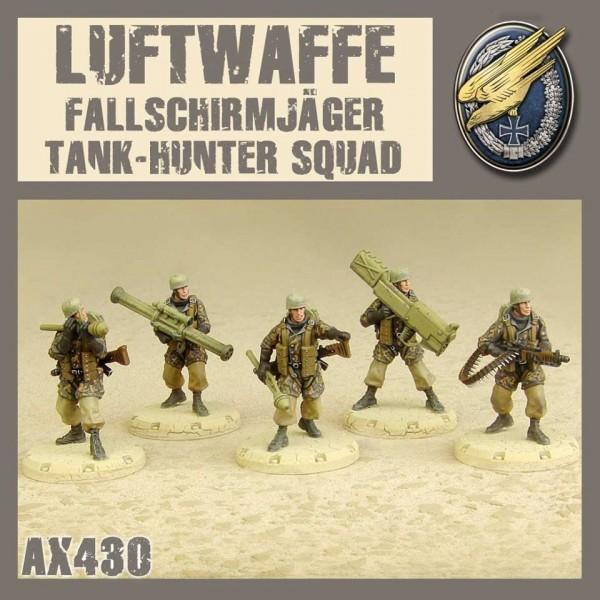 Axis: Luftwaffe Fallschirmjäger Tank-Hunter Squad