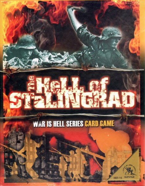 Hell of Stalingrad - War is Hell Series Card Game