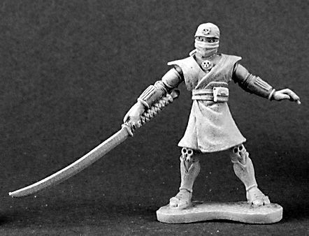 Edo, Male Ninja