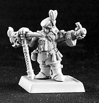 Dwarven Minor Sgt.