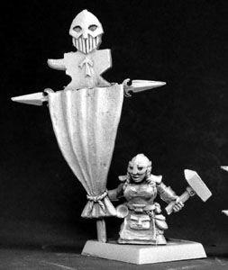 Dwarf Standard Bearer