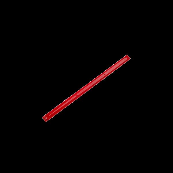 Space Fighter Range Ruler (Red)