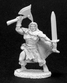 Galdor the Barbarian