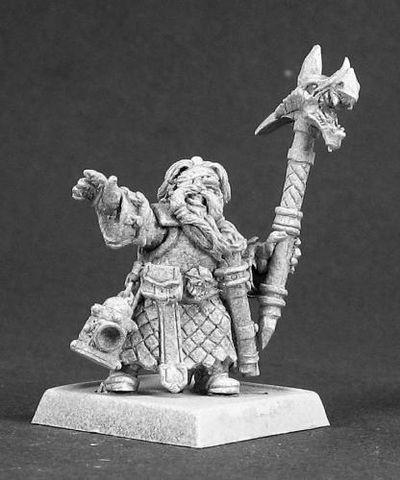 Giliam, Dwarf Rune Spelunker