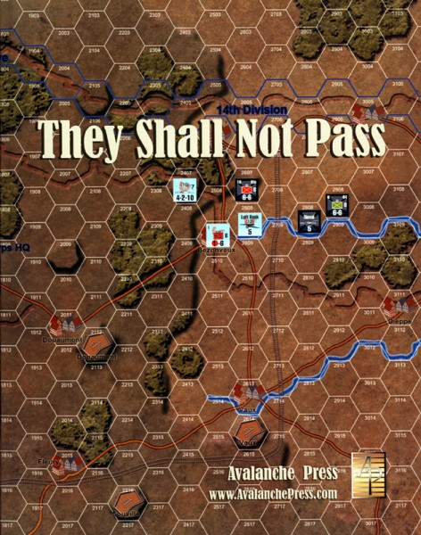 AP: They Shall Not Pass