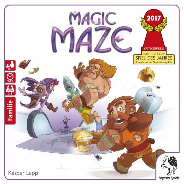 Magic Maze (DE)