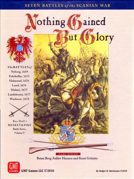 GMT: Nothing Gained but Glory
