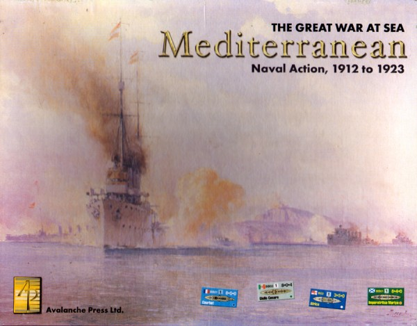 Great War at Sea - Vol. 1 Mediterranean