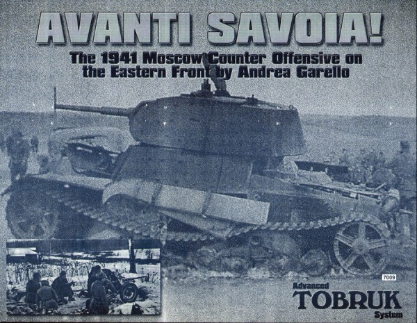 Critical Hit: ATS: Avanti Savoia!