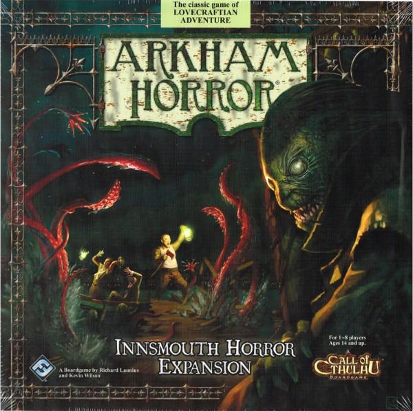 Arkham Horror - Innsmouth Horror Expansion