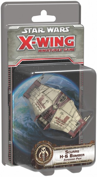 Star Wars X-Wing: H-6 Bomber