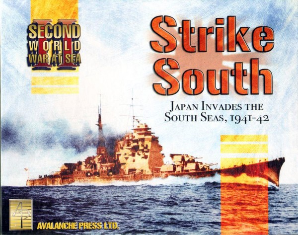 AP: WWII at Sea: Strike South