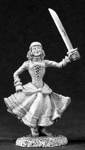 Dandy Franchesca, Female Pirate