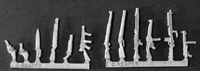 20th Century Weapons