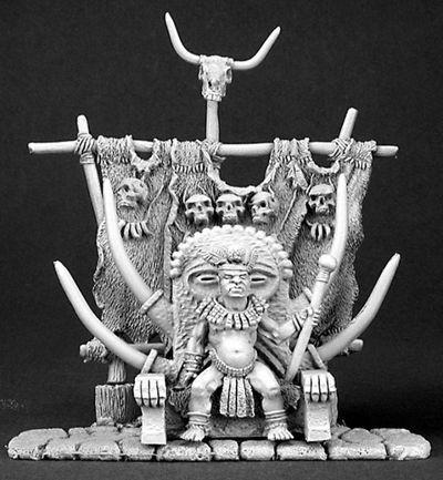Bongani, Savage King on Throne