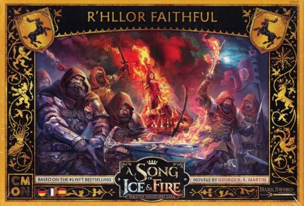 A Song of Ice and Fire: R'hllor Faithful / Anhänger von R'hllor (internat. Version)