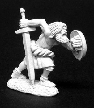 Gareb O´Mannon, Highlander