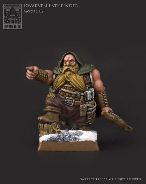 Dwarven Pathfinder 2