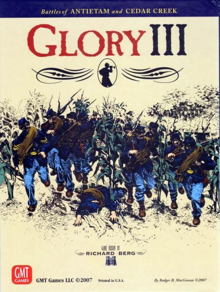 Glory III - Battle of Antietam and Cedar Creek