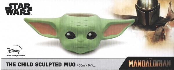 Star Wars - The Mandalorian: The Child Sculpted Mug