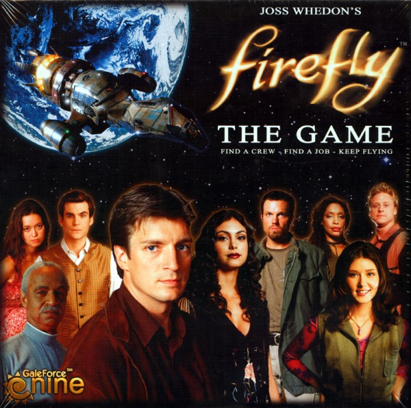 Firefly - The Game