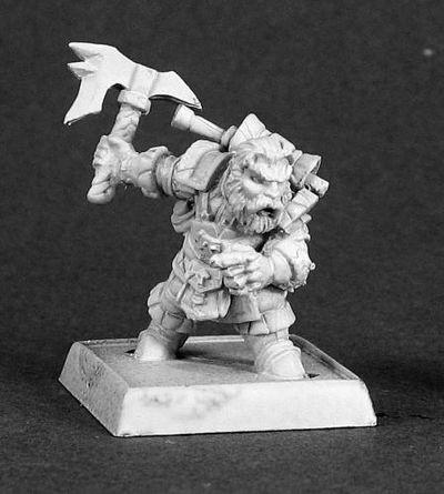 Dwarf Pathfinder Grunt