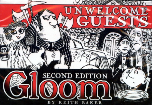 Gloom - Unwelcome Guests Expansion